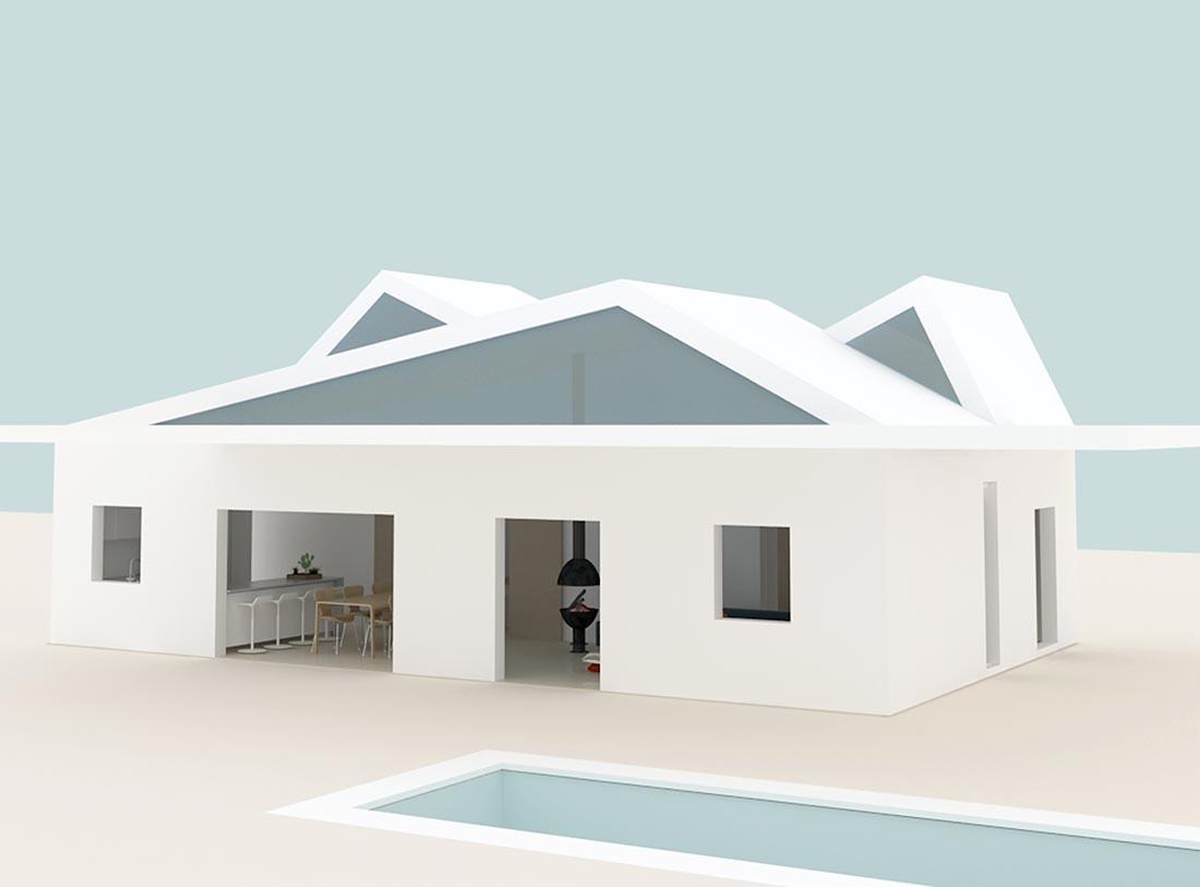 casa bioclimatica Valencia , arquiectura sostenible valencia , arquitectura sostenible , arquitectura valencia , Diseño valencia,studio transparente