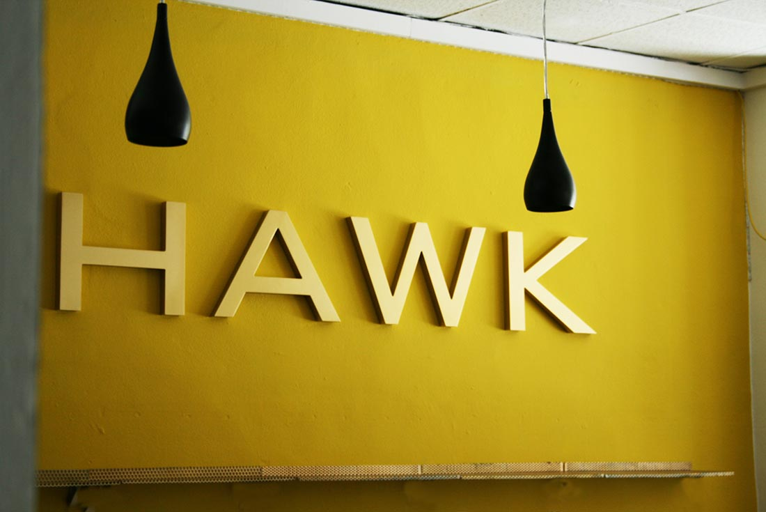 HAWNK. BAR DE COPAS