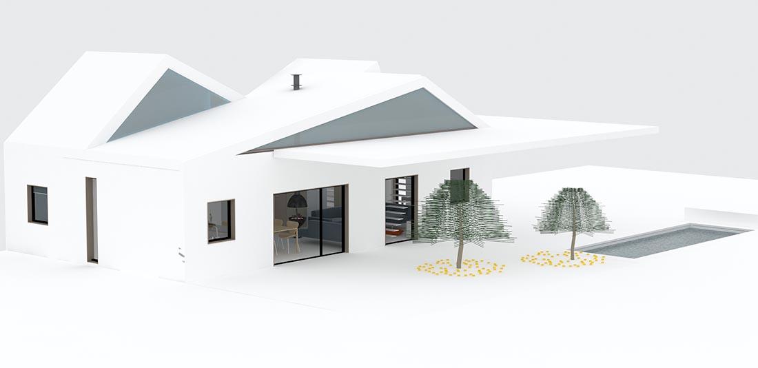 CASA BIOCLIMÁTICAcasa bioclimatica Valencia , arquiectura sostenible valencia , arquitectura sostenible , arquitectura valencia , Diseño valencia,studio transparente